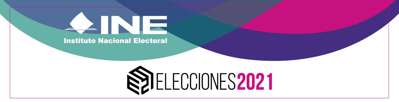 INE Elecciones 2021
